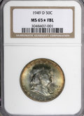 1949-D 50C MS65 ★ Full Bell Lines NGC....(PCGS# 86654)