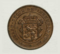 Luxembourg, Luxembourg: Three high-grade 2-1/2 Centimes as follows:... (Total:3 coins)