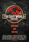 """Movie Posters:Science Fiction, The Lost World: Jurassic Park & Other Lot (Universal, 1997).One Sheets (2) (27"""" X 40"""") DS Advance. Science Fiction.. ...(Total: 2 Items)"""