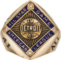 Baseball Collectibles:Others, 1941 All-Star Game Pin Made into Ring. . ...