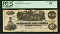 Confederate Notes:1862 Issues, T39 $100 1862 PF-4 Cr. 293.. ...