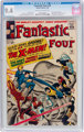 Fantastic Four #28 (Marvel, 1964) CGC NM 9.4 Off-white to white pages