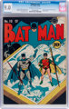 Batman #10 (DC, 1942) CGC VF/NM 9.0 Off-white to white pages