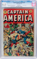 Captain America Comics #39 (Timely, 1944) CGC FN+ 6.5 Cream pages