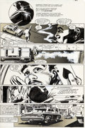 Original Comic Art:Panel Pages, Frank Miller and Klaus Jansen Daredevil #181 Page 21Original Art (Marvel, 1982)....