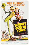 "Movie Posters:Animation, Mr. Bug Goes to Town (NTA, R-1959). One Sheet (27"" X 41"") Reissue Title: Hoppity Goes to Town. Animation.. ..."