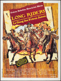 """Movie Posters:Western, The Long Riders (United Artists, 1980). Folded, Very Fine+. French Grande (47"""" X 63""""). Western.. ..."""