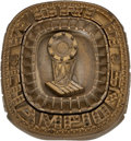 Basketball Collectibles:Others, 2006 Pat Riley Miami Heat NBA Championship Prototype Ring....