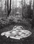 Photographs, Jerry Uelsmann (American, b. 1934). Untitled (House and dress), 1992. Gelatin silver. 19 x 15-1/8 inches (48.3 x 38.4 cm...