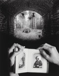 Photographs, Jerry Uelsmann (American, b. 1934). Memories of Max Ernst, 1997. Gelatin silver. 19 x 14-3/4 inches (48.3 x 37.5 cm). In...