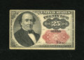 Fractional Currency:Fifth Issue, Fr. 1309 25c Fifth Issue Fine. A pinhole and small edge tear arenoticed....