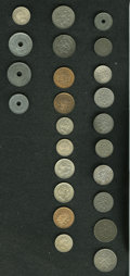 Luxembourg, Luxembourg: Choice Collection of Early 20th Century Minors,...(Total: 24 coins)