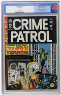 Golden Age (1938-1955):Crime, Crime Patrol #15 Gaines File pedigree 11/11 (EC, 1950) CGC NM 9.4 Off-white pages....