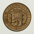 Luxembourg, Luxembourg: A trio of 10 Centimes including:... (Total: 3 coins)