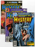 Modern Age (1980-Present):Horror, House of Mystery Group (DC, 1979-83) Condition: Average NM....(Total: 13 Comic Books)