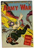 Golden Age (1938-1955):War, Our Army at War #19 (DC, 1954) Condition: FN....