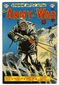 Golden Age (1938-1955):War, Our Army at War #17 (DC, 1953) Condition: FN....