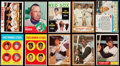 Baseball Cards:Lots, 1960-1964 Topps Baseball Collection (392) With Jello and PostCereal cards (41)....