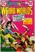 Memorabilia:Miscellaneous, Michael William Kaluta Weird Worlds #6 Cover Approval Proof(DC Comics, 1973)....