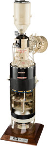 Explorers:Space Exploration, Skylab: Rare NASA 1/48 Scale Contractor's Model from George C. Marshall Space Flight Center. ...