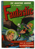 Golden Age (1938-1955):Horror, Fantastic #8 (Youthful Magazines, 1952) Condition: GD/VG....
