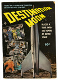 Golden Age (1938-1955):Science Fiction, Fawcett Movie Comic #nn Destination Moon (Fawcett, 1950) Condition:GD+....