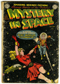 Golden Age (1938-1955):Science Fiction, Mystery in Space #1 (DC, 1951) Condition: FR....