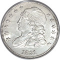 Bust Dimes, 1831 10C MS64 PCGS. CAC....