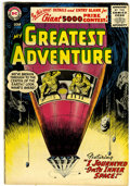 Golden Age (1938-1955):Science Fiction, My Greatest Adventure #11 (DC, 1956) Condition: VG....