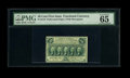 Fractional Currency:First Issue, Fr. 1310 50c First Issue PMG Gem Uncirculated 65 EPQ....