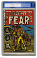 Golden Age (1938-1955):Horror, Haunt of Fear #10 (EC, 1951) CGC VF+ 8.5 Off-white pages. AlFeldstein cover. Graham Ingels, Johnny Craig, Jack Kamen, and J...