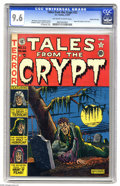 Golden Age (1938-1955):Horror, Tales From the Crypt #22 Gaines File pedigree (EC, 1951) CGC NM+9.6 Off-white to white pages. Johnny Craig provided the art...