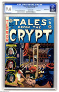 Golden Age (1938-1955):Horror, Tales From the Crypt #27 Gaines File pedigree (EC, 1951) CGC NM+9.6 Off-white pages. This is the first issue of this series...