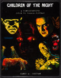 """Movie Posters:Miscellaneous, Children of the Night by James A. Gresham (James A. Gresham, 2007).Hardcover Book (294 Pages, 8.75"""" X 11.25""""). Miscellaneou..."""
