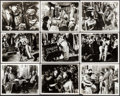 """Movie Posters:Fantasy, The 7 Faces of Dr. Lao (MGM, 1964). Photos (20) (8"""" X 10"""").Fantasy.. ... (Total: 20 Item)"""