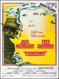 """Movie Posters:Mystery, Chinatown (Paramount, 1974). French Grande (47"""" X 63"""") Jim PearsallArtwork. Mystery.. ..."""