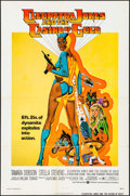 "Movie Posters:Blaxploitation, Cleopatra Jones and the Casino of Gold (Warner Brothers, 1975). OneSheet (27"" X 41""). Blaxploitation.. ..."
