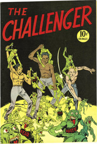 Challenger #2 Mile High pedigree (Interfaith Committee, 1945) Condition: NM-. The full name of this book's publisher is...