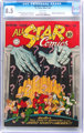 All Star Comics #23 (DC, 1944) CGC VF+ 8.5 White pages