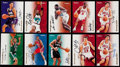 "Autographs:Sports Cards, 1996 Skybox ""Autographics"" Basketball Card Collection (40). ..."