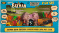 Memorabilia:Superhero, The Official Batman & Justice League of America Playset (Ideal, 1966). ...