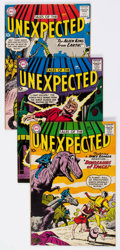 Silver Age (1956-1969):Horror, Tales of the Unexpected Group of 12 (DC, 1959-61) Condition:Average FN/VF.... (Total: 12 Comic Books)