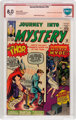 Journey Into Mystery #99 Verified Signature (Marvel, 1963) CBCS VF 8.0 White pages