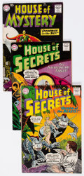 Silver Age (1956-1969):Horror, House of Secrets/House of Mystery Group of 15 (DC, 1960-61)Condition: Average FN/VF.... (Total: 15 Comic Books)