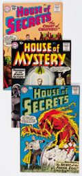 Silver Age (1956-1969):Horror, House of Secrets/House of Mystery Group of 7 (DC, 1955-61)Condition: Average VG+.... (Total: 7 Comic Books)
