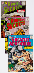 Silver Age (1956-1969):Horror, House of Secrets/My Greatest Adventure Group of 6 (DC, 1959-61)Condition: VF.... (Total: 6 Comic Books)
