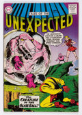 Golden Age (1938-1955):Science Fiction, Tales of the Unexpected #53 (DC, 1960) Condition: VF....