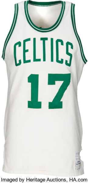 Mid-1970 s John Havlicek Game Worn Boston Celtics Jersey.. ...  112aca829