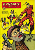 Golden Age (1938-1955):Superhero, Dynamic Comics #14 Mile High pedigree (Chesler, 1945) Condition: Qualified VF/NM. This is the first time we had seen this is...