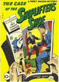 Golden Age (1938-1955):Crime, Feature Books #50 Perry Mason - Mile High pedigree (David McKay, 1946) Condition: NM-. Just the second comic book appearance...